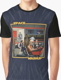 Space Mashup Graphic T-Shirt