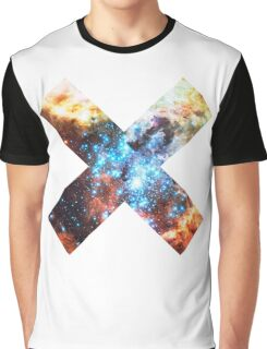Colorfully Colliding Galaxy Clusters | Mathematix by Sir Douglas Fresh Graphic T-Shirt