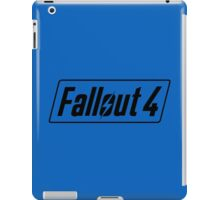 Fall out 4 iPad Case/Skin