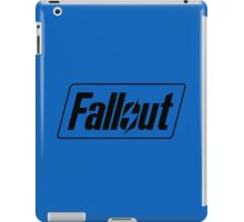 Fall out iPad Case/Skin