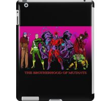 The Brotherhood of Mutants I iPad Case/Skin
