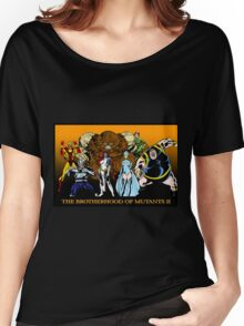 The Brotherhood of Mutants II Women's Relaxed Fit T-Shirt