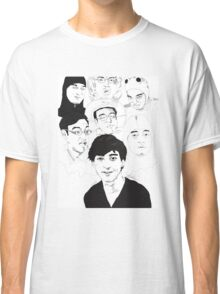 Filthy Frank Sketch Art Classic T-Shirt