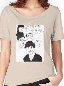 Filthy Frank Sketch Art Women's Relaxed Fit T-Shirt
