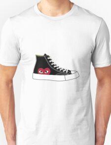 Comme des garcons x Converse Unisex T-Shirt