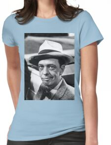 Barney Fife Womens Fitted T-Shirt