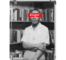 KINGIN' - MLK x Box Logo iPad Case/Skin