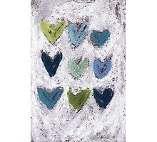 Happy Hearts No. 6 Photographic Print