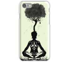The Earth Mother Gaia iPhone Case/Skin