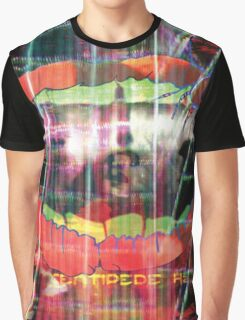 Animal Collective - Centipede Hz Graphic T-Shirt