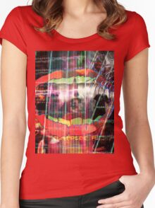 Animal Collective - Centipede Hz Women's Fitted Scoop T-Shirt