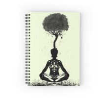 The Earth Mother Gaia Spiral Notebook