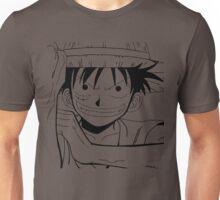 Luffy One Piece Anime Unisex T-Shirt