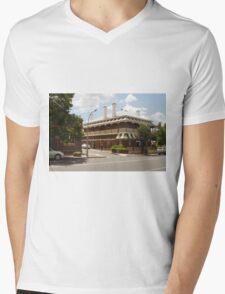 Lands Office, Armidale Mens V-Neck T-Shirt