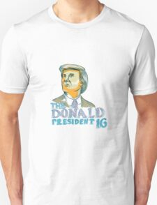 Trump President 2016 Drawing T-Shirt