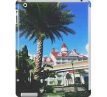 Grand Floridian iPad Case/Skin