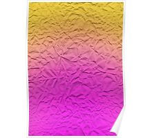 - Crumpled paper 2 - Poster