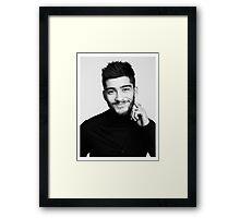 zayn  Framed Print