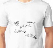 Fifth Harmony Signatures Unisex T-Shirt