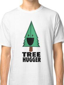 Happy Tree Hugger Classic T-Shirt