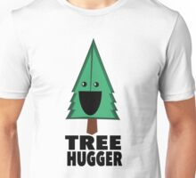 Happy Tree Hugger Unisex T-Shirt