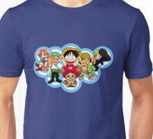 One Piece Crue Anime Unisex T-Shirt