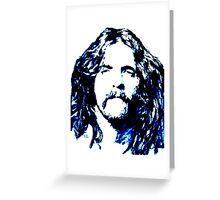 Glenn Frey Tribute Greeting Card