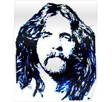 Glenn Frey Tribute Poster