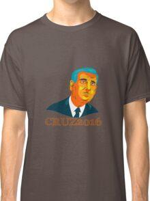 Cruz President 2016 Republican WPA Classic T-Shirt