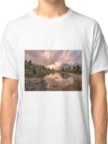 Forest River Nature Fine Art Photography 0005 Classic T-Shirt