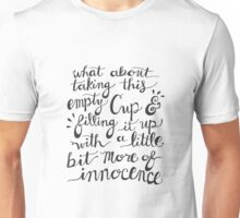 Love for a Child - Hand Lettering Unisex T-Shirt