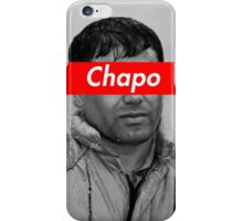 EL CHAPO x SUPREME BOX LOGO iPhone Case/Skin