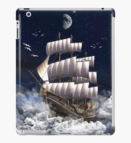 Fantasy Sailingship iPad Case/Skin