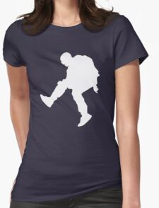 Yeezy Jumpman Kanye West Womens Fitted T-Shirt