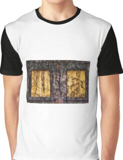 Old Wall Vintage Fine Art Photography 0010 Graphic T-Shirt