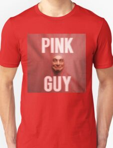 Pink Guy Album Cover Unisex T-Shirt