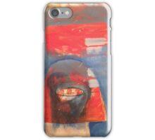 red eye iPhone Case/Skin