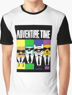 Reservoir Time Graphic T-Shirt