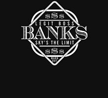 BANKS (WHITE) T-Shirt