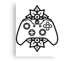 Xbox R00lz Canvas Print