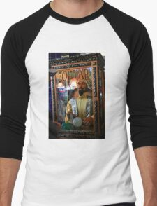 Zoltar Speaks Men's Baseball ¾ T-Shirt