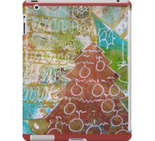 Xmas Card Design 8  iPad Case/Skin