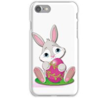 Hoppy Bunny iPhone Case/Skin
