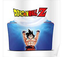 Goku Power Poster