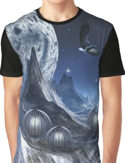 Fantasy Landscape Graphic T-Shirt