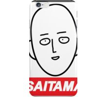 Obey Saitama iPhone Case/Skin