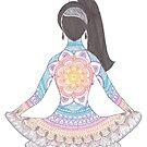 Mandala Girl by Devi Senthil