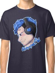 markiplier blue Classic T-Shirt
