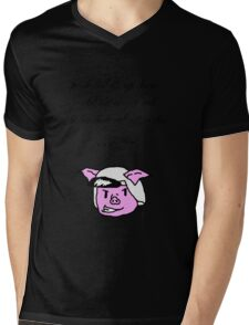 Wildcat Nutz Mens V-Neck T-Shirt
