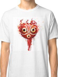 princess mononoke mask Classic T-Shirt